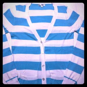 TCEC Long Button-Up Cardigan